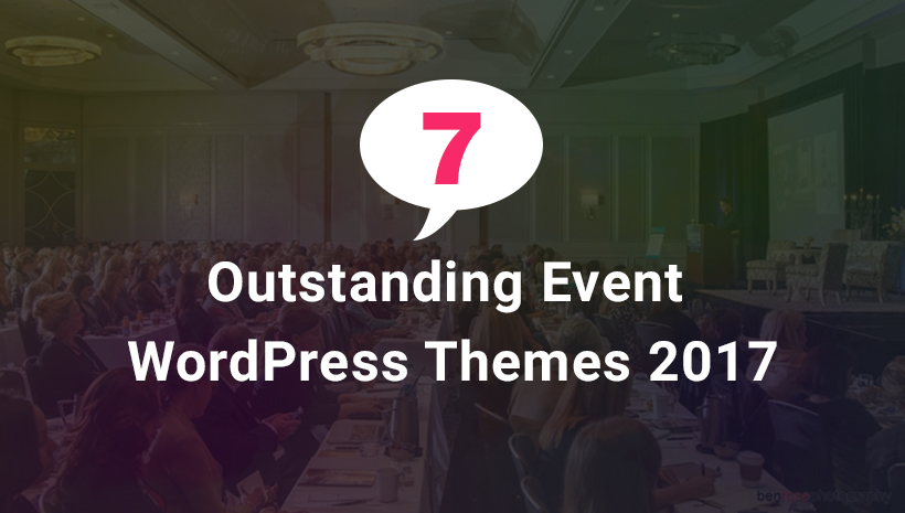 Event WordPress Themes 2017