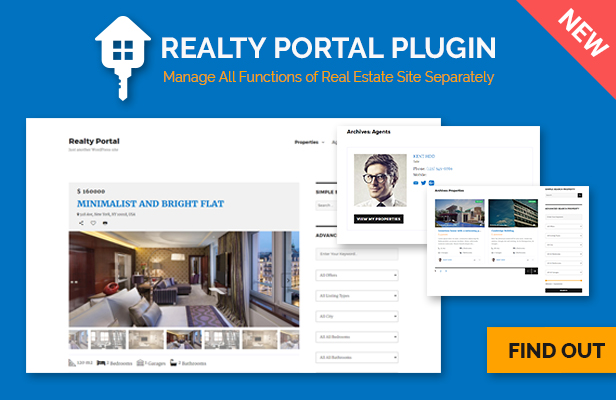 real estate plugin