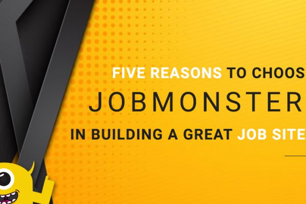 [Infographic] Five Reasons to Choose Jobmonster 4.5 in Building a Great Job Board Site