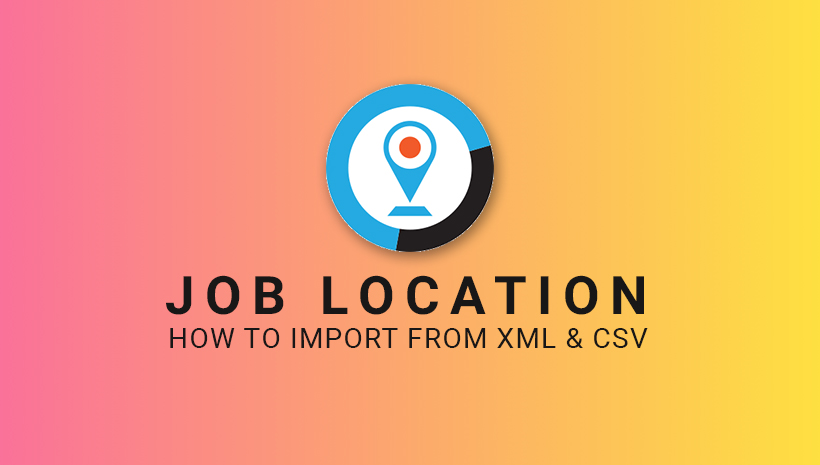 Import Job Location