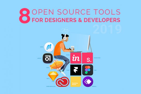 8 Popular Open Source Tools that Developers and Designers Must Know