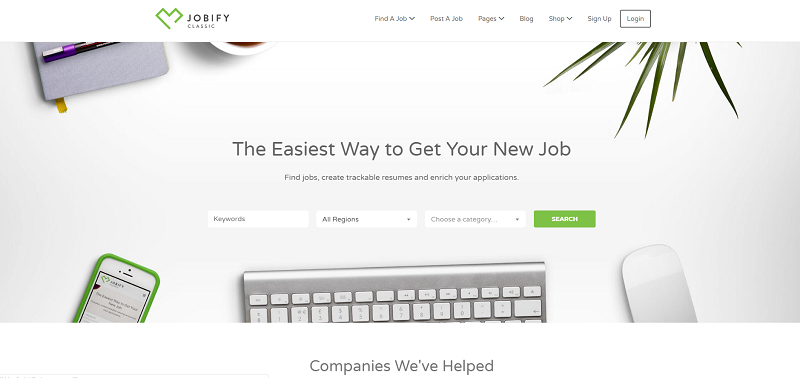 Six Best Job Board Themes For Employers in 2019 - NooTheme
