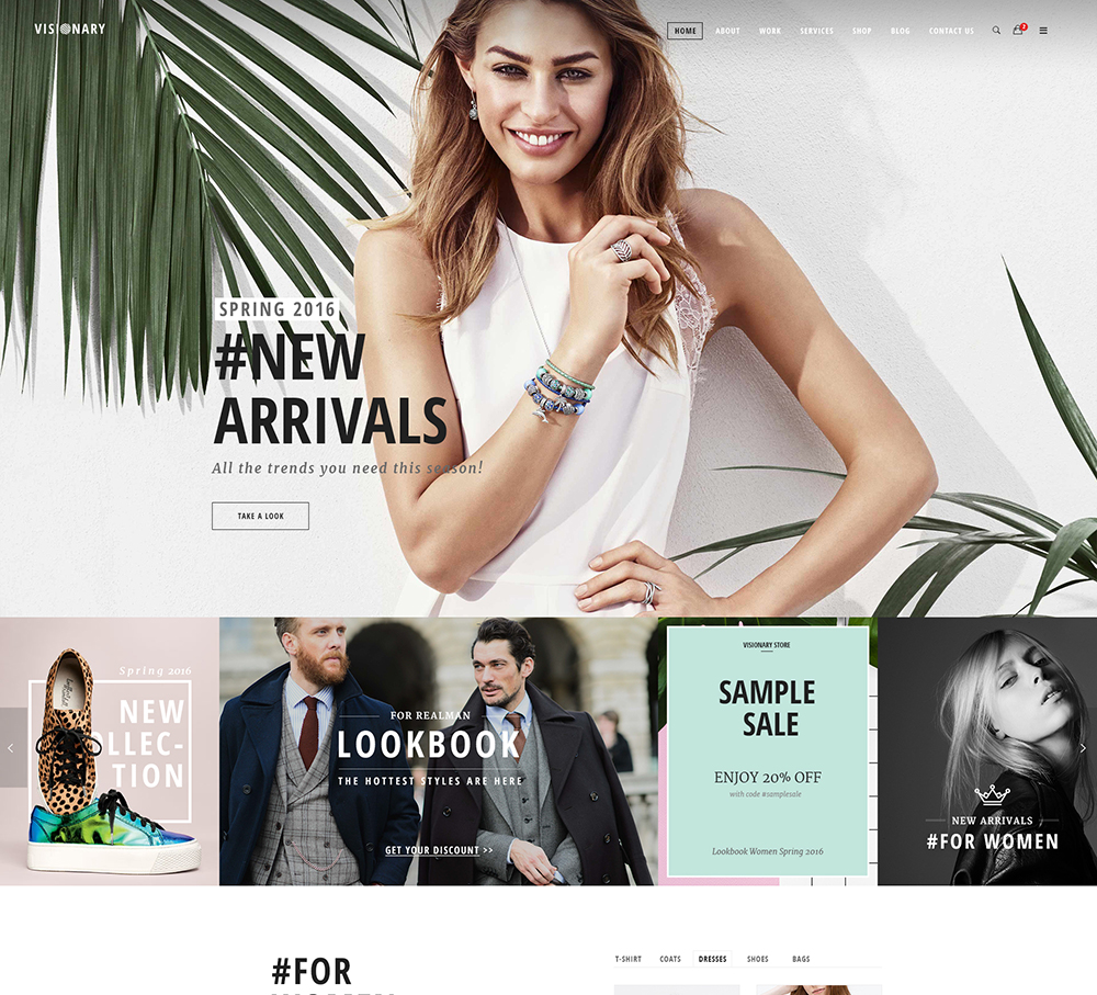 creative agency multipurpose wordpress theme