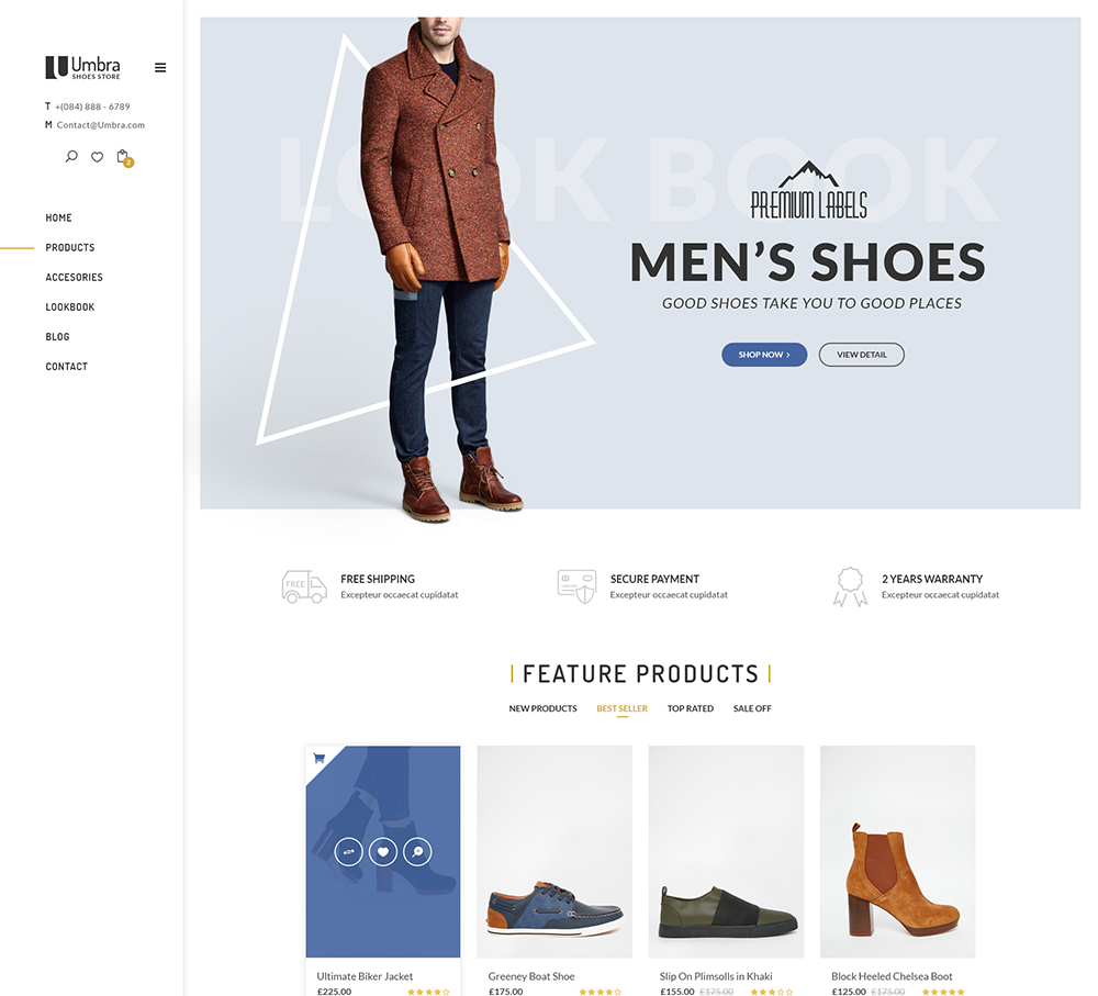 multiconcept woocommerce wordpress theme